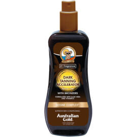 Spray Gel with Bronzers