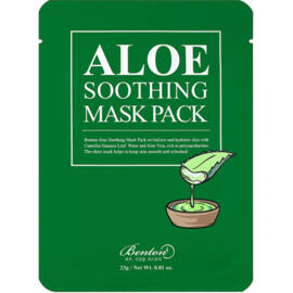 Aloe - Soothing Mask Pack