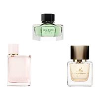 Gucci - Burberry - Chloé minitaglia in regalo - Acquista profumi donna da Profumerie Sabbioni